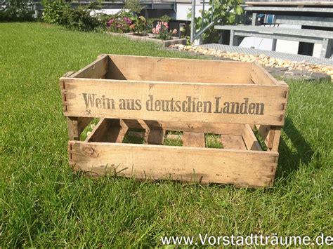 Weinkisten Gestalten by Mit Weinkisten Gestalten Vorstadt Tr 228 Ume