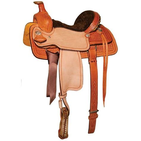 circle saddle roper cowpoke little western seat tree trail saddles youth omaha flex2 required current sq
