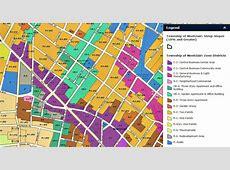 Montclair Planning Department Creates Online Zoning Map