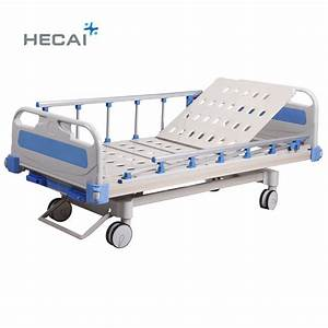 Top Quality Medical 3 Crank Manual Hospital Bed For