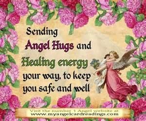 Healing Hugs Quotes
