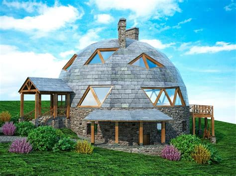 13 Different Types of Round Houses from Around the World