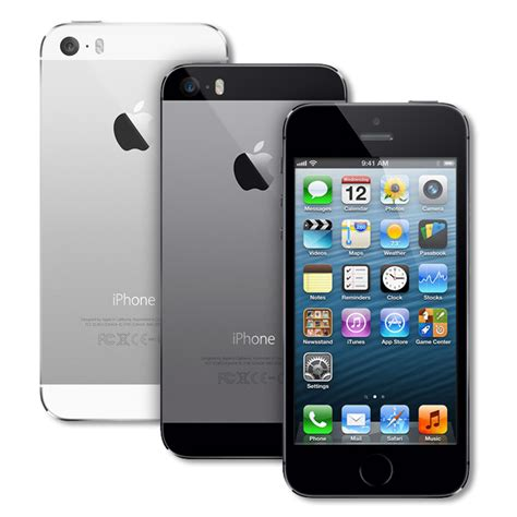 Apple Iphone 5s 16gb Certified Refurbished Factory