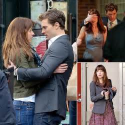 Fifty Shades of Grey Movie Set