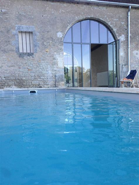 chambre d hotes piscine interieure chambres d 39 hôtes avec piscine en bourgogne abbaye de reigny