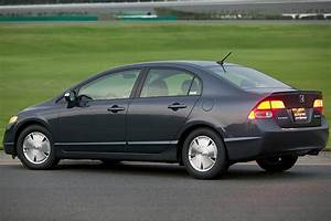 2007 Honda Civic Hybrid Reviews  Specs And Prices
