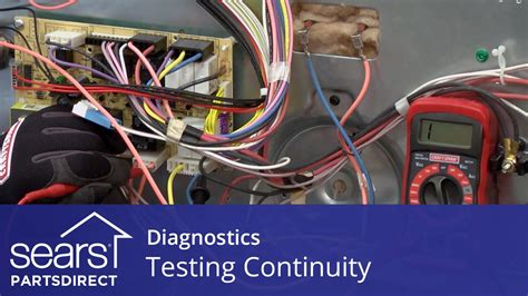How Test Continuity Wires Electrical Parts Youtube