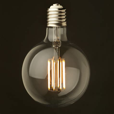 led lights dimmable 8 watt dimmable filament led e40 g150