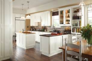 kitchen island with open shelves wonderfully in white