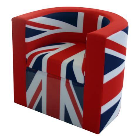 pouf poire drapeau anglais fauteuil pour magasins d 233 coration personnalisable de surfaces commerciales fauteuil qualit 233