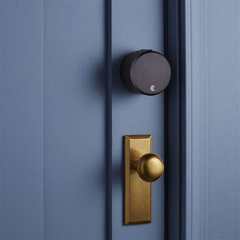 open your home s door with your smartphone and the 200 august smart lock pro bundle android