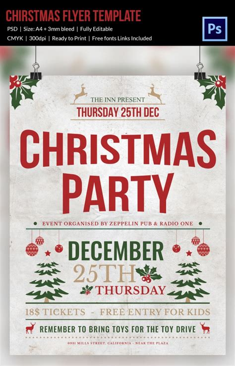 Best Holiday Party Flyer Ideas And Images On Bing Find What You