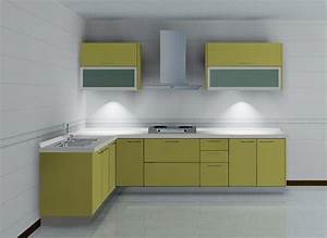Modular kitchen cabinets decor kitchentoday for Modular kitchen furniture