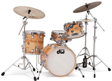 Dw Jazz Series Drum Sets  Free Shipping