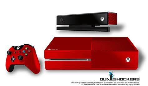 Heres How The Xbox One Could Look In 26 Beautiful Colors