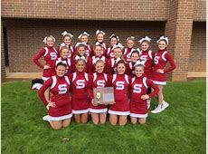 Lady Lions Cheerleading Sardis High School