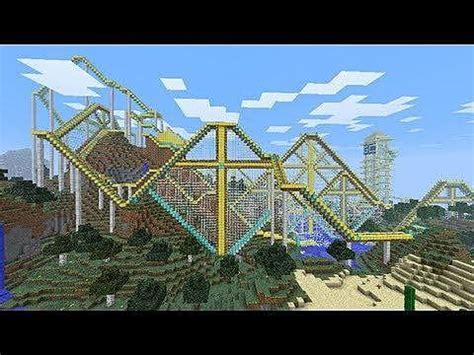 build   minecraft roller