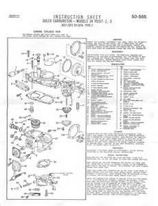 Thesamba Com  Vw  Archives  Manuals  Solex 34 Pdsit