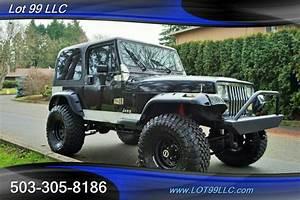 1991 Jeep Wrangler 35 U0026quot  Toyo U0026 39 S 5 Speed Manual 5 Speed