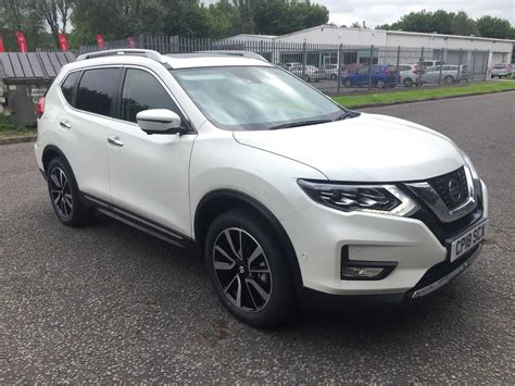 Apple carplay, android auto and digital radio are part of a. Nissan X-TRAIL For Sale│Nissan Used Cars UK