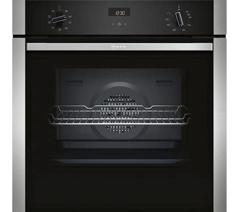 buy neff bacehnb electric oven stainless steel
