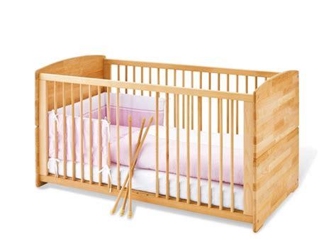 pinolino kinderbett babybett ole massiv baby weingart