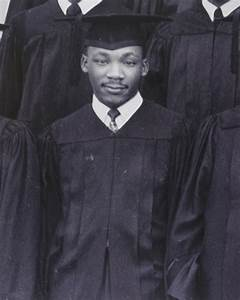 College Photos Of Martin Luther King Jr. Show The Icon's ...