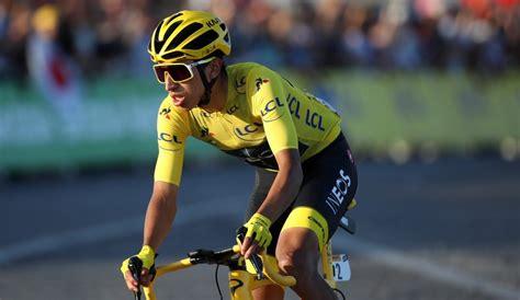 Egan arley bernal gómez (born 13 january 1997) is a colombian cyclist, who rides for uci worldteam team ineos. Egan Bernal lidera la clasificación de jóvenes en el Tour de Francia - LARAZON.CO