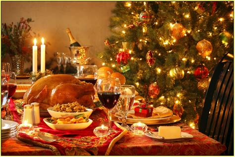 Holiday Kitchen Rugs by Christmas Dinner Table Decorations Home Design Ideas