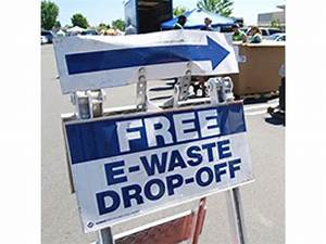 Free e waste and paper shredding drop off roseville ca for Document shredding roseville ca