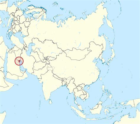 File:Kuwait in Asia (-mini map -rivers).svg - Wikimedia ...