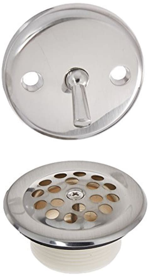 Bathtub Overflow Plate Trip Lever by Danco 89242 Trip Lever Tub Bath Drain And Overflow Trim