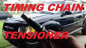 Ford 4 0 Sohc Timing Chain Tensioner Replacement Ford Sport Trac