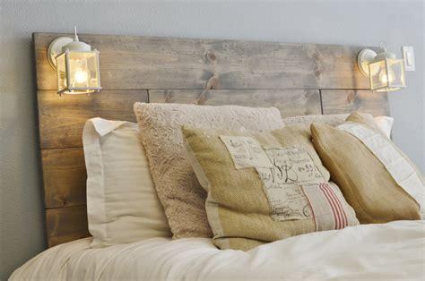 white wooden headboard wood headboard with white built in lighting cordoba
