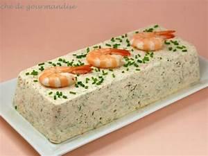 Recette Poisson Noel : terrine de poisson et langoustine recette de terrine de ~ Melissatoandfro.com Idées de Décoration