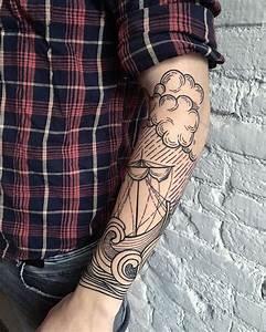 Tatouage Homme Japonais : tatouage nuage japonais ~ Melissatoandfro.com Idées de Décoration
