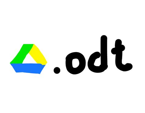How to transfer ODT files with Google Docs and Microsoft ...