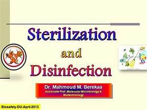 Sterilization Ppt Free Download