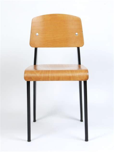 chaise de jean prouvé standard chair design by jean prouve vitra 2002 edition