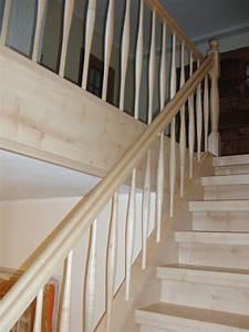 Kosten Neue Treppe : treppengel nder aus holz elegant sicher ~ Lizthompson.info Haus und Dekorationen