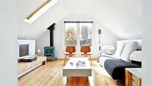 Dachschr ge wohnzimmer einrichten for Wohnzimmer dachschräge einrichten