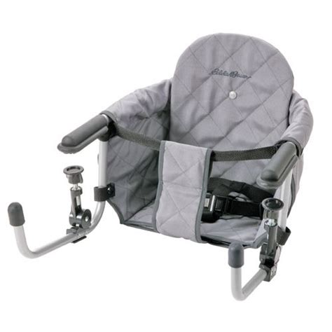eddie bauer portable hook on chair baby baby gear