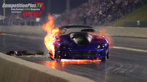 lights out 8 cars race ights out 8 same lights out 8 steven fereday escapes from fiery race car