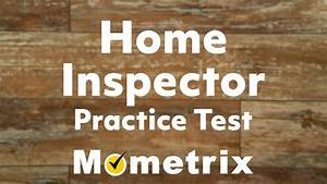 Home Inspector Exam Study Guide  Practice