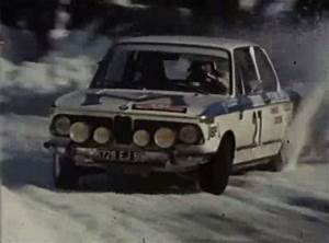Imcdb Org  1971 Bmw 2002 Ti In  U0026quot The Evolution Of The Drift Angle  U2013 50 Years Of Rally  2002 U0026quot
