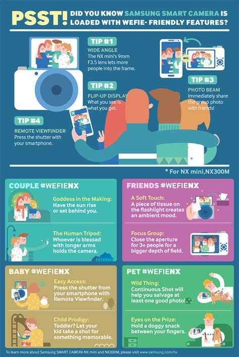 infographic  tips      good selfie