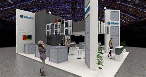 setup point exhibition stand design