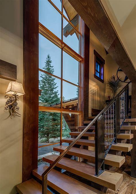 Stunning Cabin Retreat Brings Rustic Texan Charm to Lake Tahoe