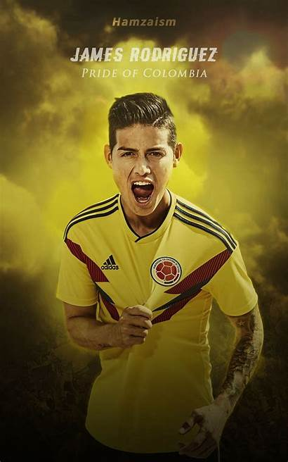 James Rodriguez Colombia Wallpapers Soccer Football Player