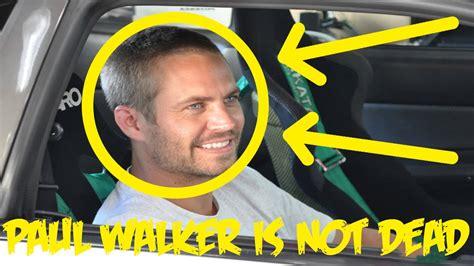 Paul Walker Still Alive